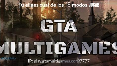 Funda tu propio servidor de GTA Multigames