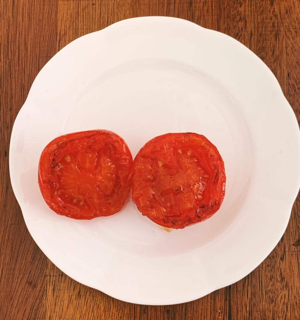 Tomates grelhados