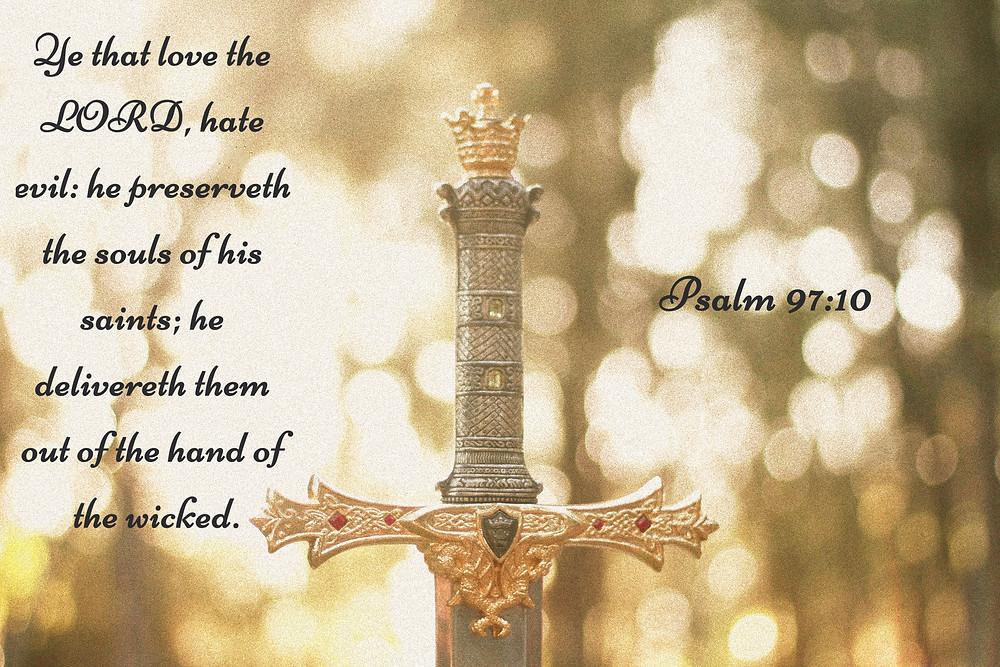 Psalm 97:10