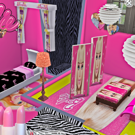 🩰Barbie Dream House Deluxe Furniture Set🩰