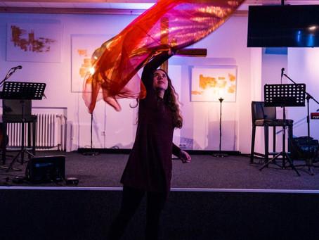 Gefühle sichtbar machen - Prophetischer Tanz