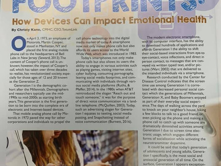 Digital Footprints: How devices can impact emotional health...
