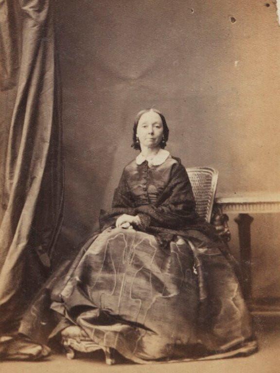 La condesa de Morella, por C. Silvy