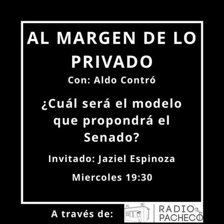 """""""Jasiel Espinosa"""" Al Margen de lo Privado Prog 9"""