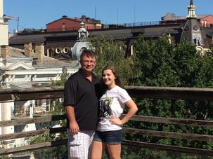 Helping Dad Navigate Europe
