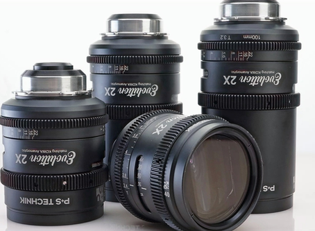 KOWA Anamorphics -  Cheaper rentals!