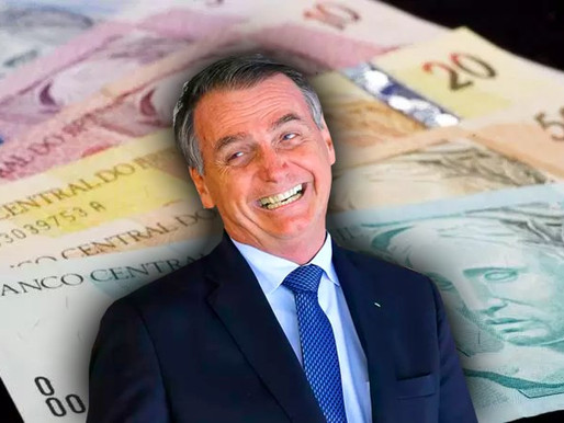 'Acho que tem brecha' para aumentar salário mínimo e compensar inflação, diz Bolsonaro