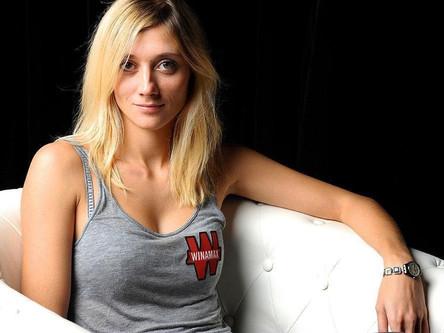 Девушки-покеристки: Гаэль Бауманн