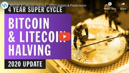 🎬 Nugget's News: Bitcoin & Litecoin Halving - 2020 Update & Predictions