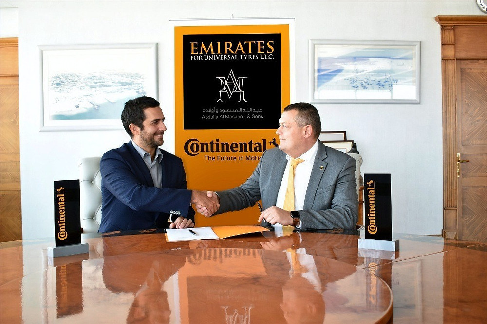 Continental Extends Partnership with EUT