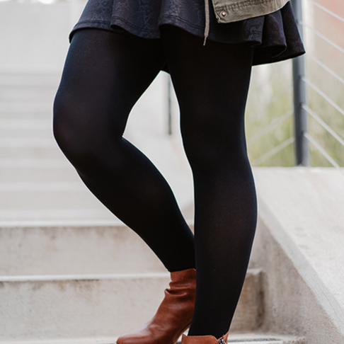 Recycle Your Tights to Reduce Your Fashion Carbon Footprint