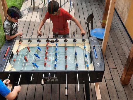 Spiel, Spaß und Sport im Freien