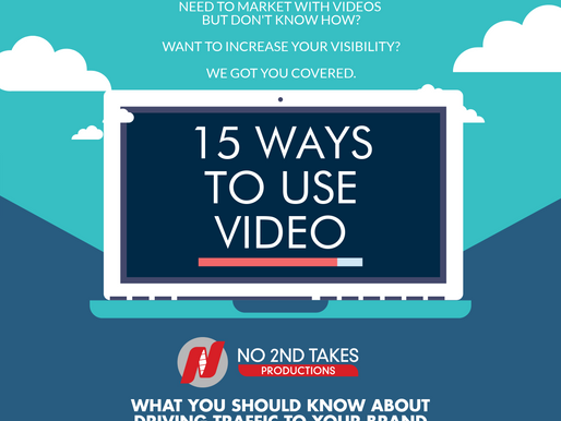 15 Ways to Use Video