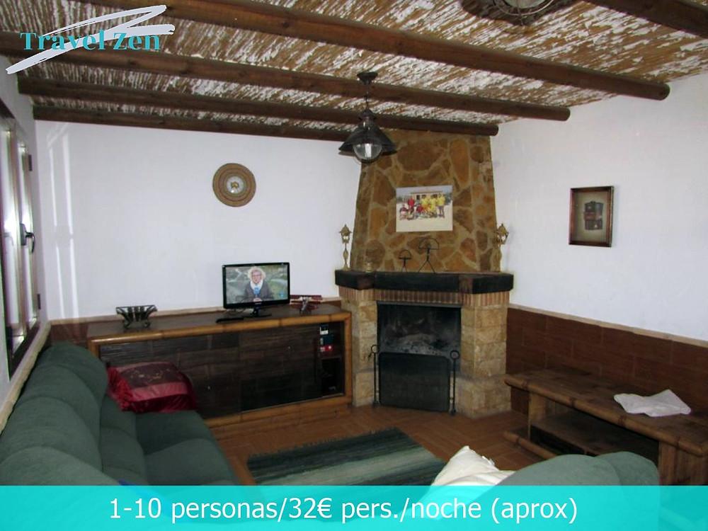 Cortijo La Bombonera en Almeria