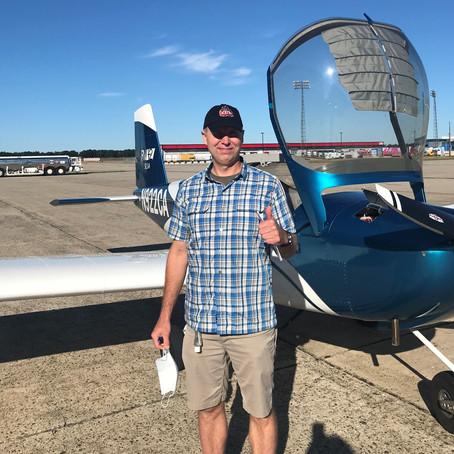 Checkride PASSED! New Private Pilot - John L.