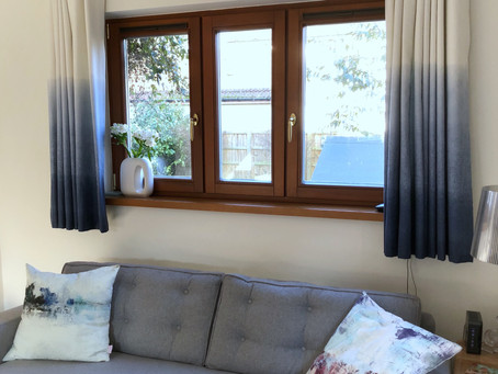 The perfect pair of curtains for less... but how?