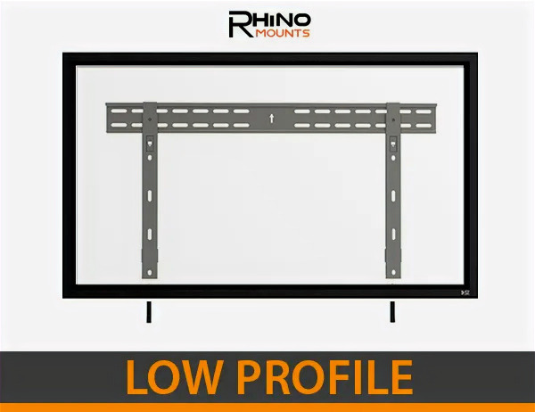 Low Porfile Rhino Mount
