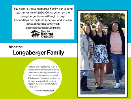 Meet the Longaberger's!