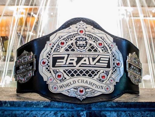 BRAVE CF ocupa el primer lugar como el programa de exploración más grande de las MMA