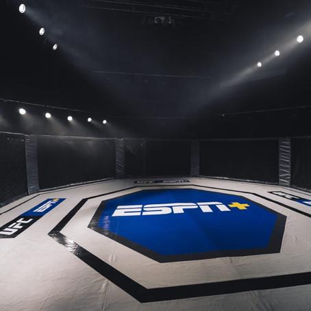 December 21,2019: UFC Fight Night on ESPN+: Edgar vs. The Korean Zombie in South Korea