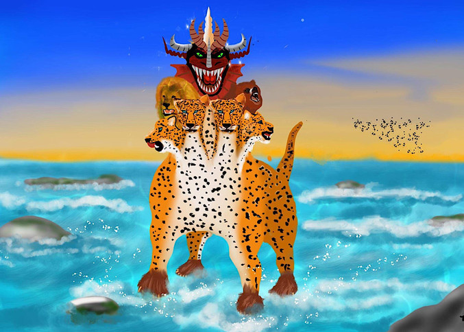 Seven Headed Beast 2 - Empire of the Man Beast