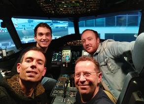 Congratulations A320 TR   December Class 2019