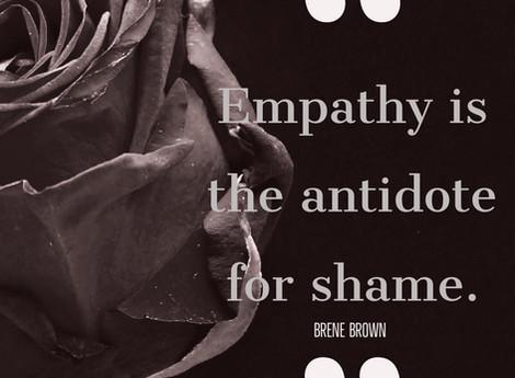The Antidote to Shame