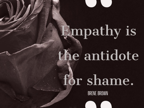 The Antidote to Shame