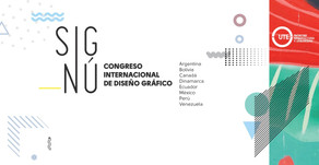 Speaker at Signú Design Congress