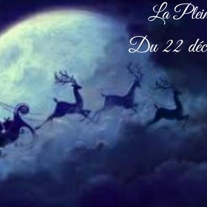 La Pleine Lune du 22 décembre 2018