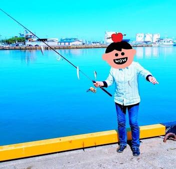 釣りに行ってきました!