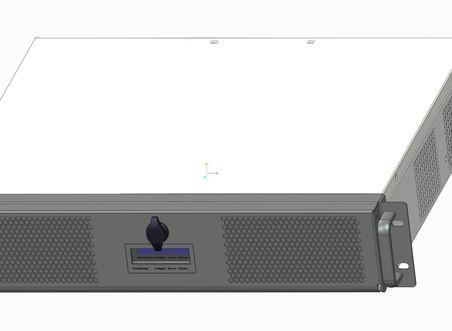 19 RACK  2U ITX  GPU Server  Mini -ITX & Graphice 16X  SFX 450W