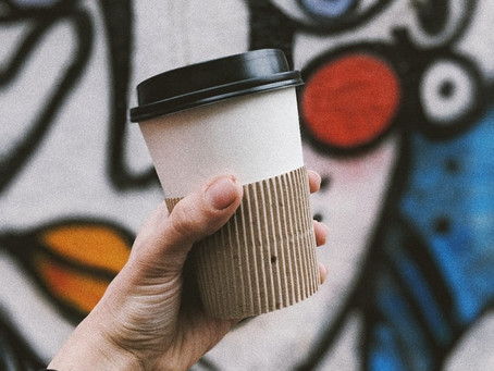 Here's how to beat your, ahem, coffee cup addiction