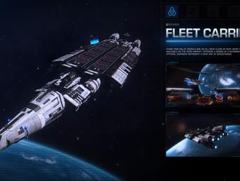 Elite Dangerous kriegt endlich Flottenträger