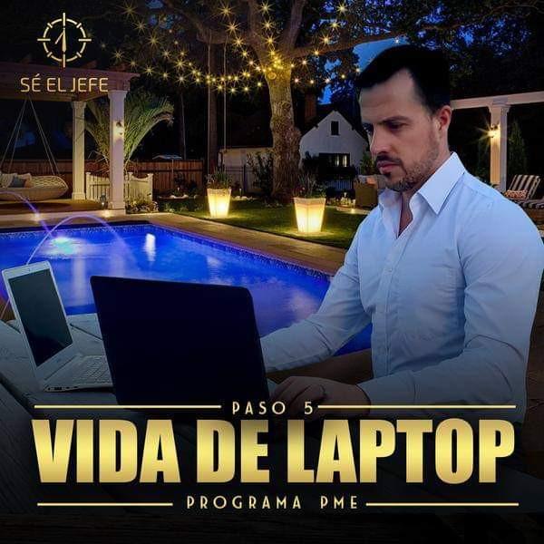 Sé el Jefe Vida de Laptop