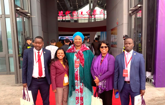 WiLAT Sri Lanka at the 6th China International Logistics Development Conference 2019 in Shijiazhuang