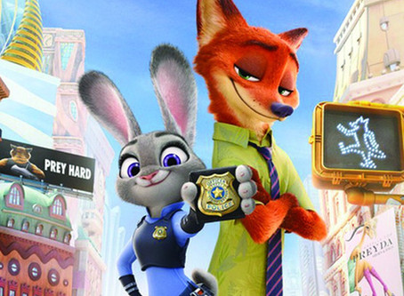 Zootropolis? More like Two-tropolis!