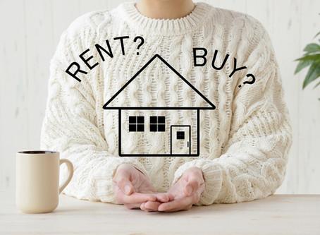 持ち家(戸建て・マンション)と賃貸、どっちがおトク?永遠の課題に今こそ決着を!