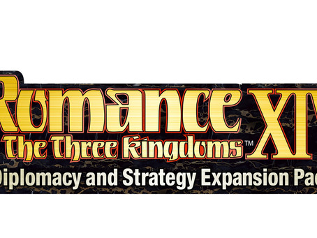 ROMANCE OF THE THREE KINGDOMS XIV: DIPLOMACY AND STRATEGY EXPANSION PACK ADDS STRATEGIC LAYERS!