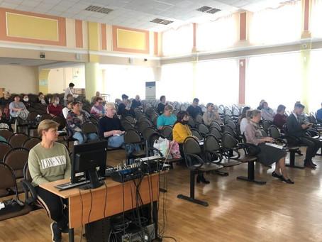 Подготовка участия ТОСов Тульской области в конкурсе Фонда президентских грантов