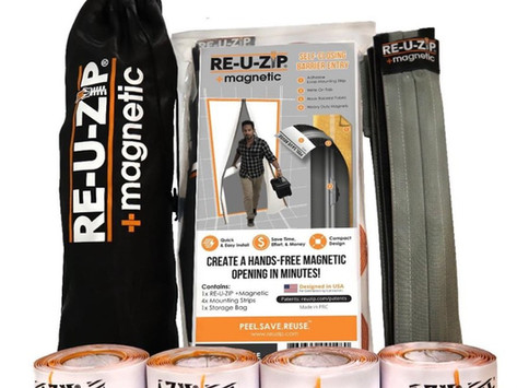 Forty6Eleven adds reusable barrier entry system, RE-U-ZIP, to client portfolio