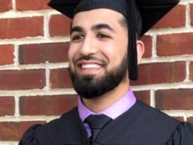 Staff Spotlight: Muhammad Riaz