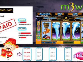 Twister slot game tips to win RM3300 in 918kiss