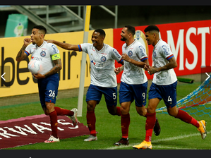 Avassalador! Bahia vence time peruano em reestreia na Arena Fonte Nova