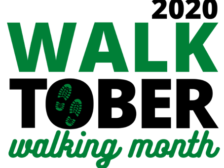 WALKtober 2020: Walk a mile on Mondays
