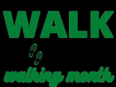 WALKtober 2020: Walk a mile on Mondays