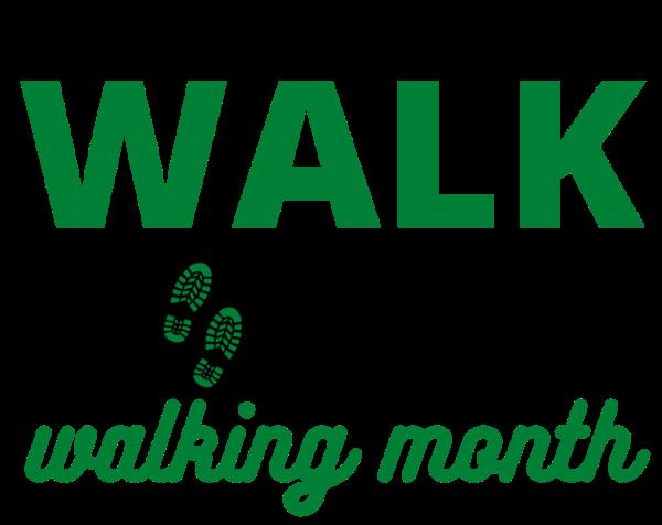 2020 WALKtober: Walking Month