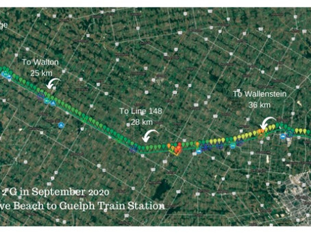 Discovering the G2G - Goderich to Guelph Rail Trail