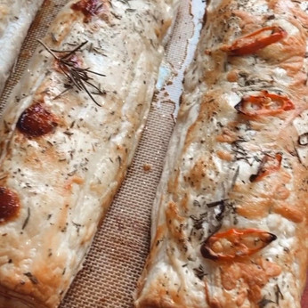 Sneaky Liver Sausage Rolls Recipe