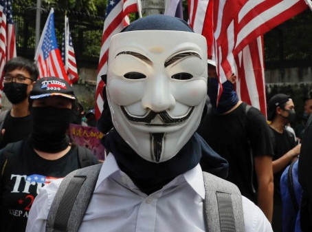 Anonymous Hackers Disable Minneapolis Police Department Website In Retaliation For The Murder of Geo